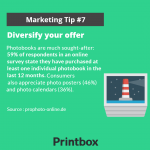 Diversify your offer