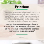 printing and production technologies