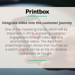 Integrate video into the customer journey