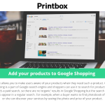 Add your products to Google Shopping
