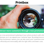 Attract more customers through cross-promotion