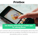 Display advertisin in mobile apps