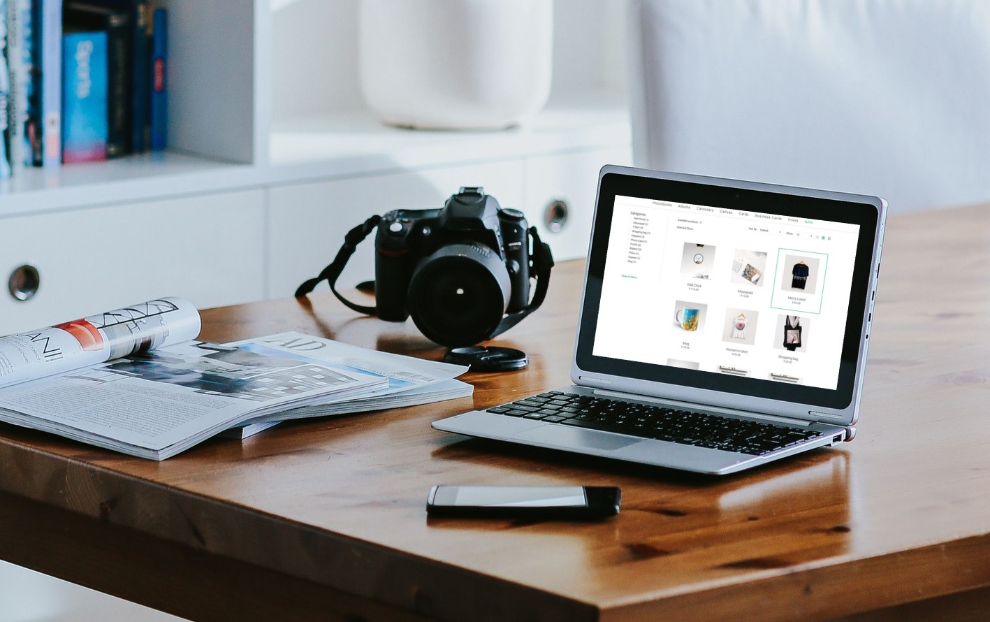 Printbox - Personalised Product Photography Tips - Featured Photo